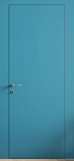 Скрытая дверь под покраску