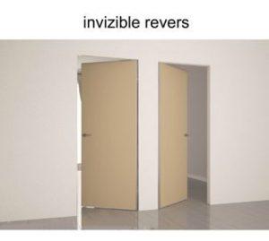 Скрытые двери с повышенной шумоизоляцией