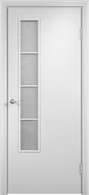 Дверь строительная Verda 05 финиш-пленка