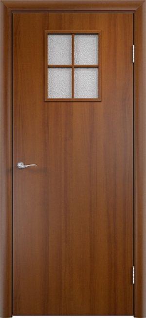 Дверь строительная Verda 34 финиш-пленка