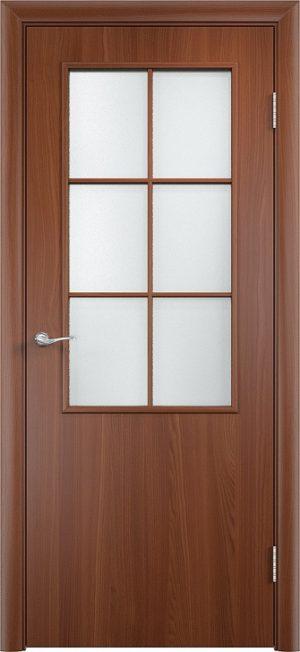 Дверь строительная Verda 56 ПВХ