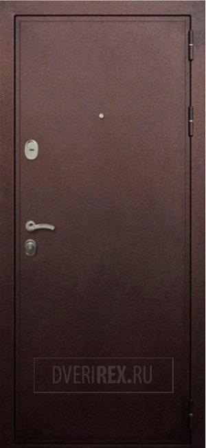 Входная дверь REX 5А Медь