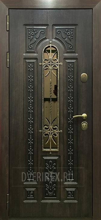 Входная дверь REX 8 Ковка