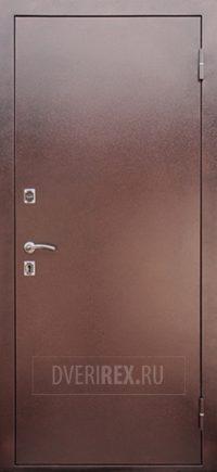 Входная дверь REX Металл/Металл