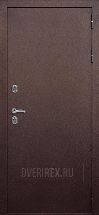 Входная дверь REX Термо Металл/Металл