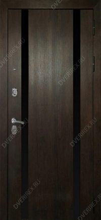 Входная дверь REX Z-3 с зеркалом