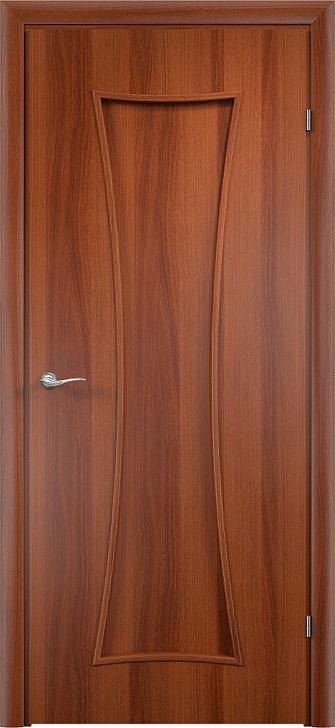 Дверь строительная Verda 74 с четвертью в комплекте