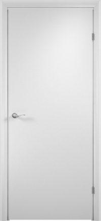 Дверь строительная гладкая с четвертью
