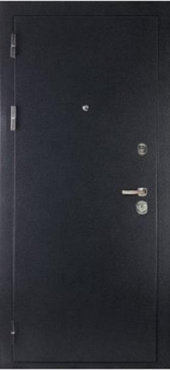 Входная дверь МД 05 Антик серебро
