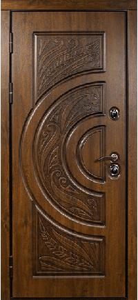Входная дверь Прага