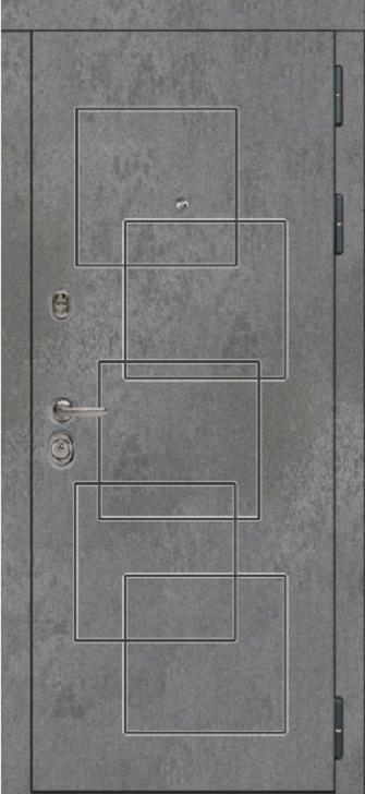 Входная дверь Сударь МД-48 панель М2