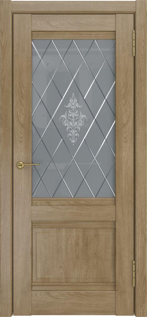 Межкомнатная дверь ЛУ-52