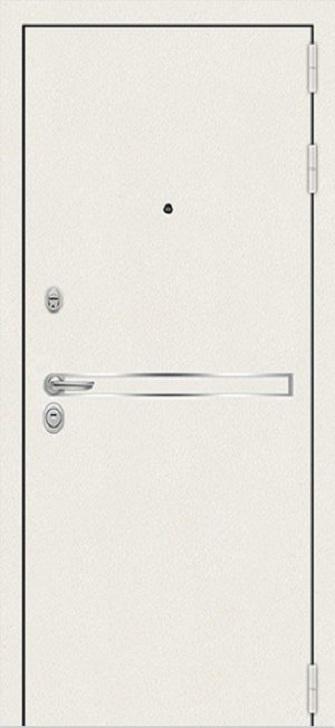 Входная дверь LINE WHITE