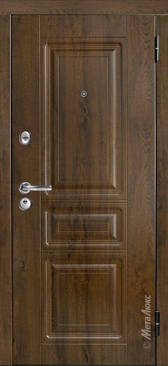 Входная дверь М-49 МетаЛюкс