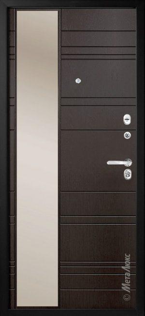 Входная дверь МетаЛюкс М701