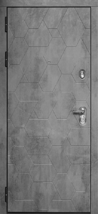 Входная дверь Дива 51