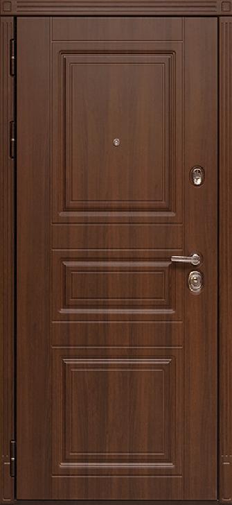Входная дверь Сударь МД-25(Орех)
