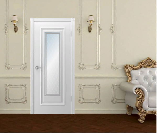 Межкомнатная дверь De Luxe Прима