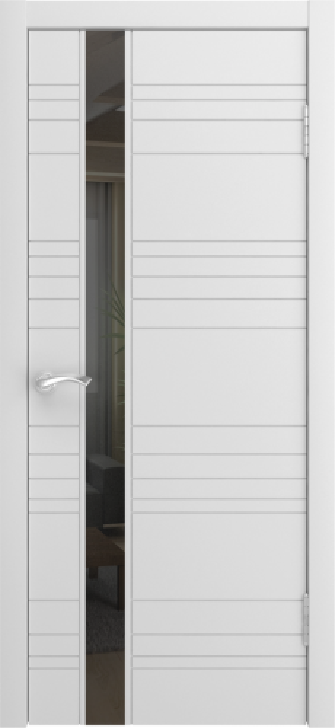 Межкомнатная дверь LINE PORTA 11 ДО