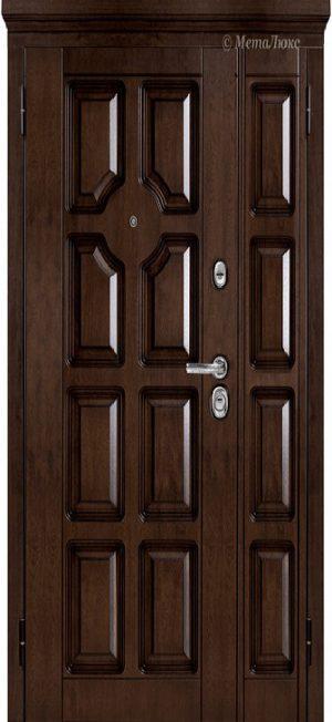 Входная дверь М801 с капителью