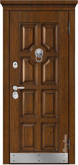 Входная дверь М707/3 Леон