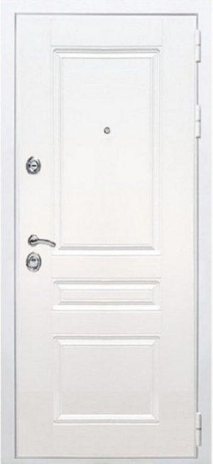 Входная дверь Рекс Премиум H Силк сноу