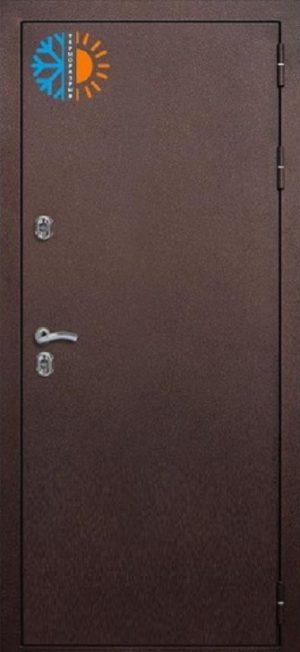 Входная дверь Рекс Термо Дуб золотой