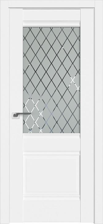 Межкомнатная дверь 2U