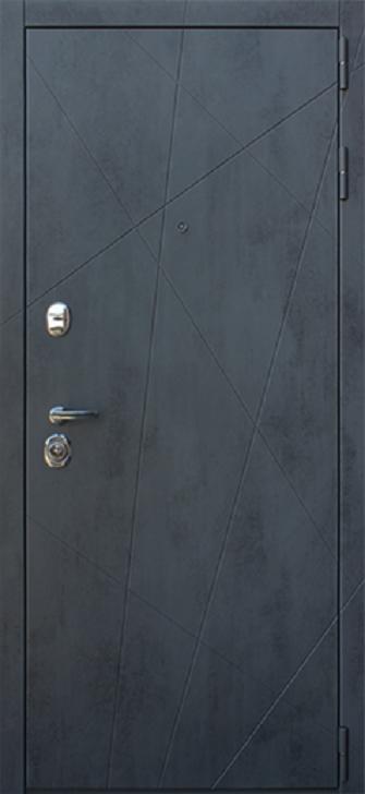 Входная дверь Дуэт-Б