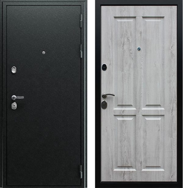 Входная дверь Прометей 3D