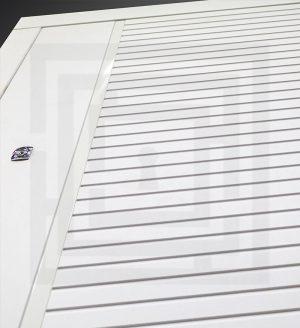 Входная дверь PIANO WHITE
